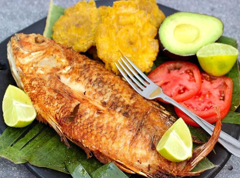 recetas con pescado bocachico